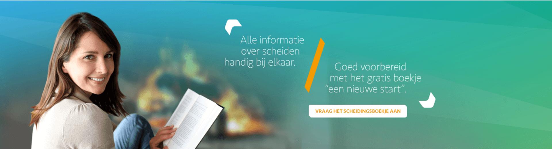 Goed voorbereid met het gratis scheidingsboekje Financieel advies bij uw scheiding - Scheidingsplanner Midden-Nederland