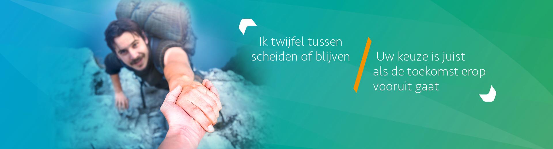 Wel of niet scheiden - Scheidingsplanner Midden-Nederland