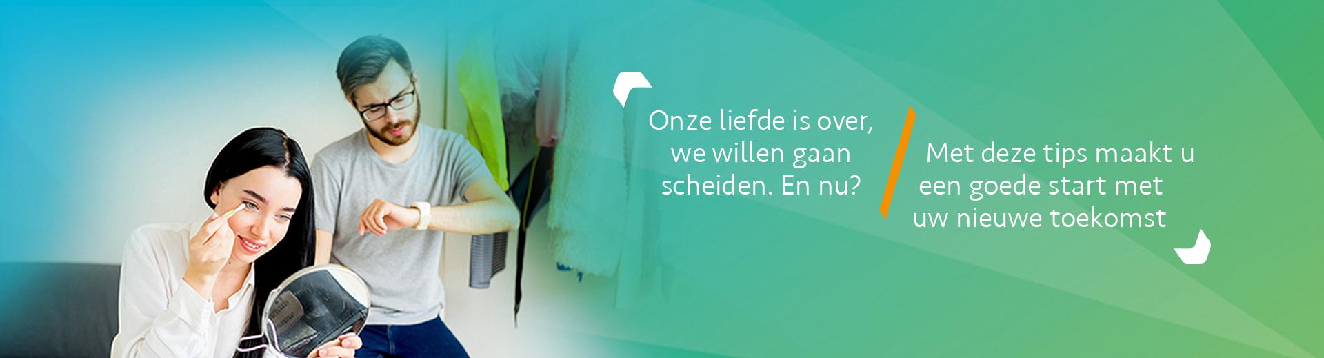 Scheiden, wat nu? - Scheidingsplanner Midden-Nederland