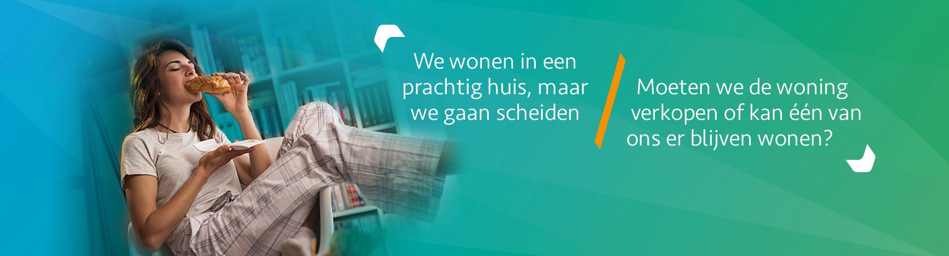 Scheiden met eigen woning - Scheidingsplanner Midden-Nederland