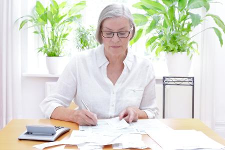 belastingdienst checklist scheiden