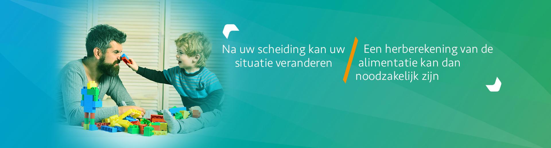 Herziening Alimentatie Scheidingsplanner Midden Nederland