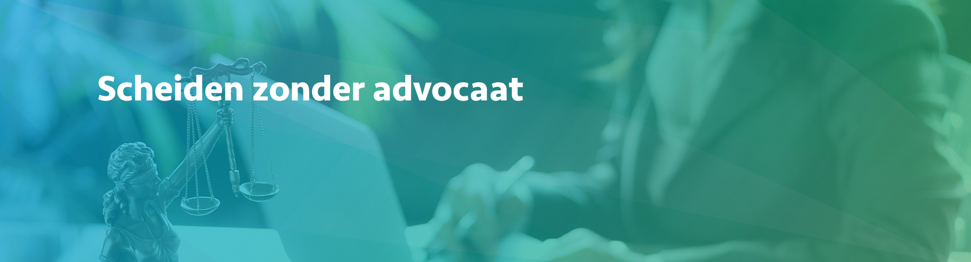 Scheiden zonder advocaat - Scheidingsplanner Midden-Nederland