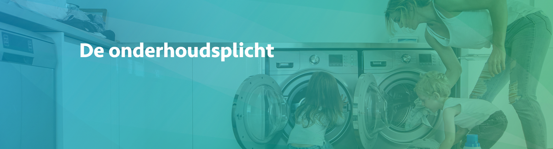 De onderhoudsplicht - Scheidingsplanner Midden-Nederland
