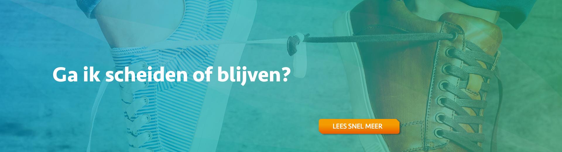 Scheiden of niet? - Scheidingsplanner Midden-Nederland