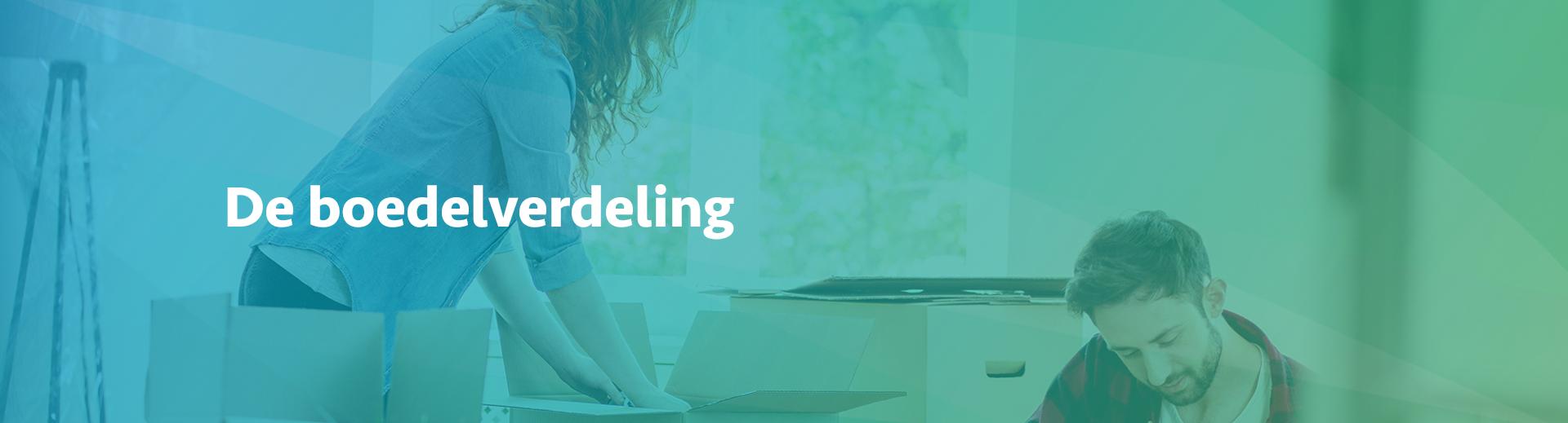 De boedelverdeling bij een scheiding - Scheidingsplanner Midden-Nederland