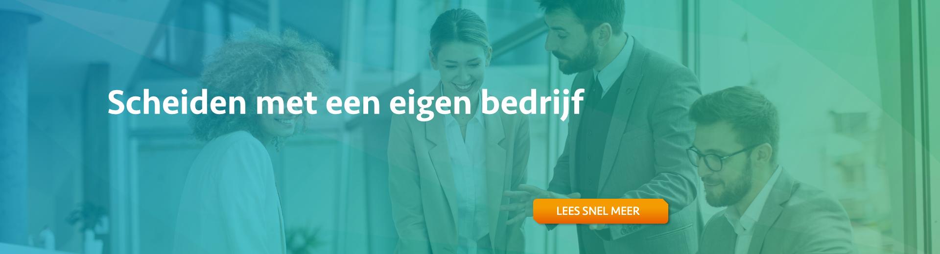 scheiden met een eigen bedrijf - Scheidingsplanner Midden-Nederland